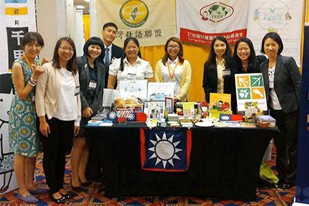 慈心參與2015年美國國際志工年會