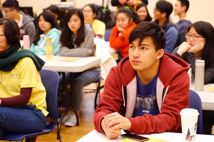 福智國際青年營,前進溫哥華、韓國濟州島