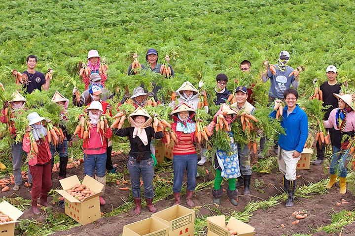 慈心投入有機二十年,從有機擴展到保育、種樹與蔬食,帶動淨化大地與人心。