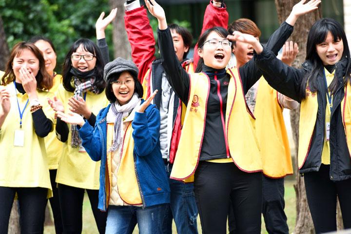 2017福智教師營,為老師帶來寒冬的暖陽