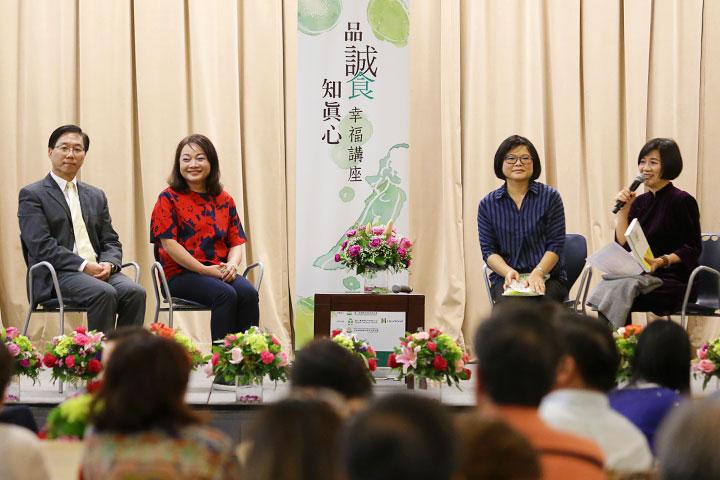 慈心、里仁偕廠商參加「美西天然產品博覽會」