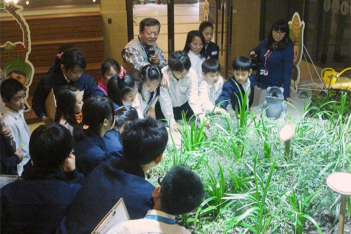 慈心打造新北市綠色生活館,成為友善農業的教育平台