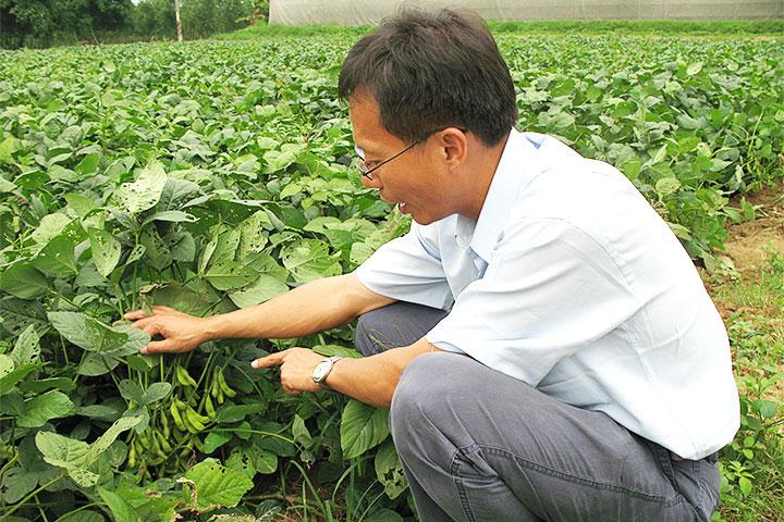 慈心執行長蘇慕容,獲選為全國十大傑出農業專家