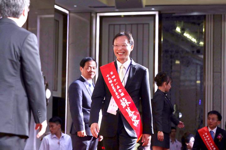 慈心執行長蘇慕容,獲選臺灣農業交流協會第41屆全國十大傑出農業專家 (照片提供:總統府)