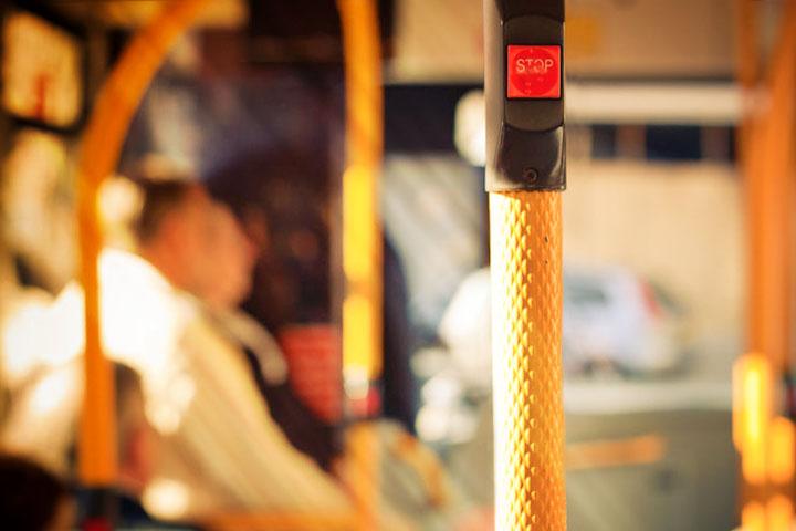 公車上的人情味