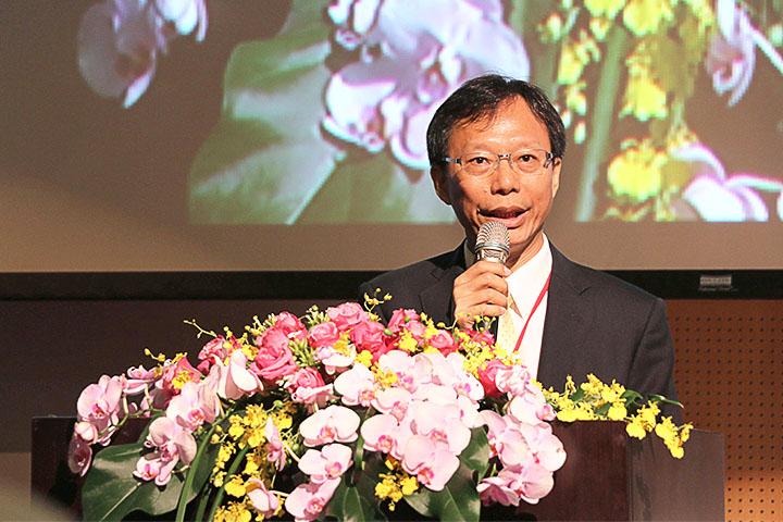 慈心有機農業發展基金會執行長蘇慕容1